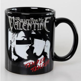 Šalica Bullet For my Valentine - Skull Crven Eyes Crno - ROCK OFF, ROCK OFF, Bullet For my Valentine