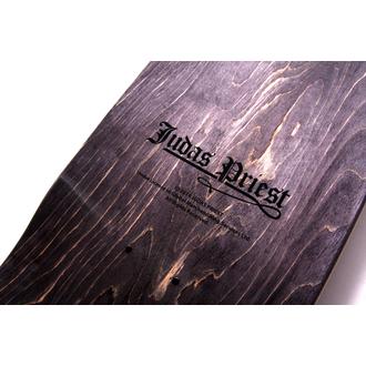 skateboard Judas Priest - Logo - HLC, HLC, Judas Priest