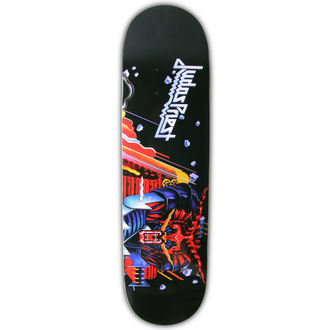 skateboard Judas Priest - Defender od the Vjera - HLC, HLC, Judas Priest