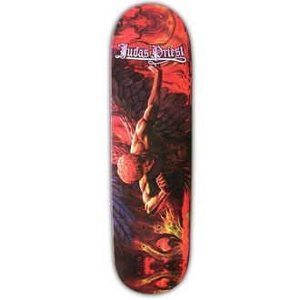 skateboard Judas Priest - Park Wings od Sudbina - HLC, HLC, Judas Priest