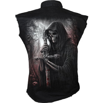 košulja muška bez rukava SPIRAL - SOUL SEARCHER, SPIRAL