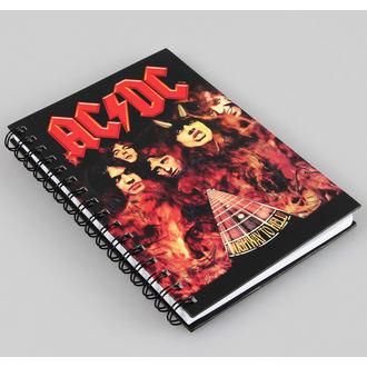 rokovnik AC / DC, AC-DC