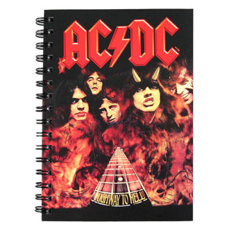rokovnik AC / DC, NNM, AC-DC