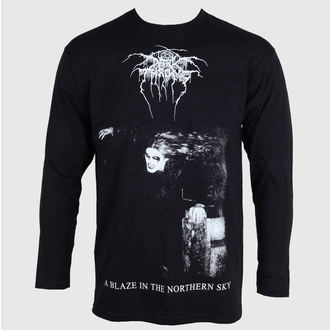 Majica muška dugi rukav Darkthrone - A Blaze U The Sjeverni Nebo - RAZAMATAZ, RAZAMATAZ, Darkthrone