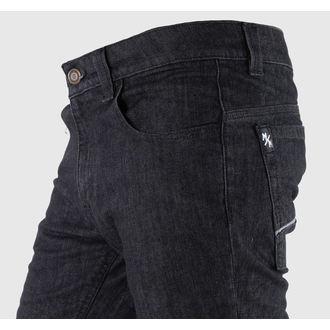 hlače muške METAL MULISHA - INGOT - Crno