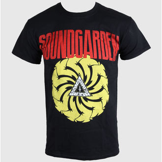 Majica muška Soundgarden - BAD MOTOR PRST - Crno - LIVE NATION, LIVE NATION, Soundgarden