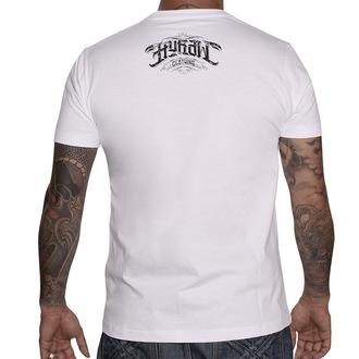 Majica muška HYRAW - Punkshit - Bijelo