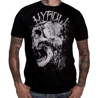 Majica muška HYRAW - Punkshit - Crno - HY008