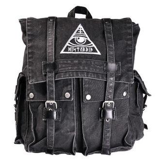 ruksak DISTURBIA - Svevideće - Siva, DISTURBIA