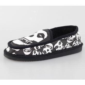 Čizme (papuče) IRON FIST - Misfits - Crno, IRON FIST, Misfits