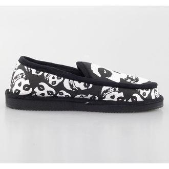 Čizme (papuče) IRON FIST - Misfits - Crno