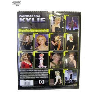 kalendar za godinu 2009, NNM, Kylie Minoque