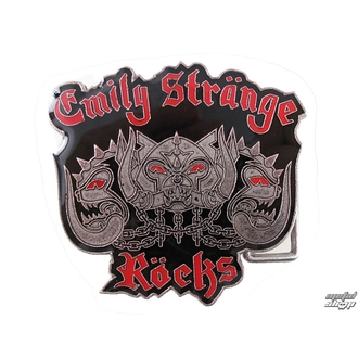 Kopča za kožni pojas EMILY THE STRANGE, EMILY THE STRANGE