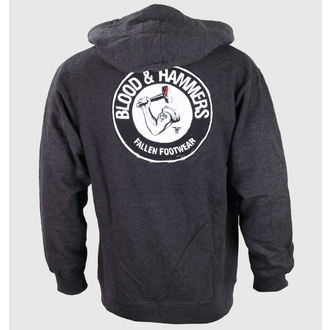 hoodie muški Opao - Krv & Čekići Heather - True/White, FALLEN