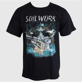Majica muška Soil Work - Barge To Hell-Break Za Niko - JSR, Just Say Rock, SoilWork