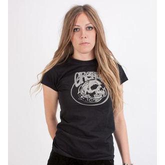 Majica ženska Orchid - Skull Logo - NUCLEAR BLAST, NUCLEAR BLAST, Orchid