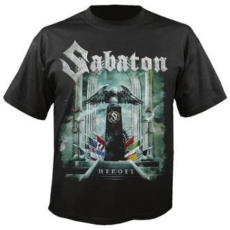 Majica muška Sabaton - Heroji - NUCLEAR BLAST, NUCLEAR BLAST, Sabaton