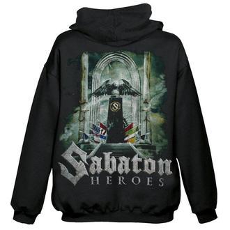 hoodie muški Sabaton - Heroji - NUCLEAR BLAST, NUCLEAR BLAST, Sabaton