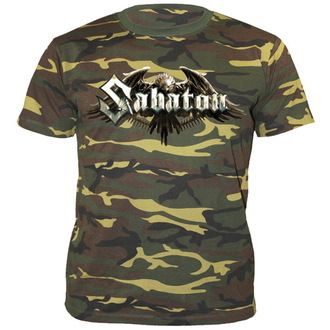 Majica muška Sabaton - Inmate Kamuflirati - NUCLEAR BLAST, NUCLEAR BLAST, Sabaton