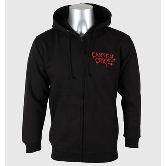 hoodie muški Cannibal Corpse - A Skeletal Domain - PLASTIC HEAD, PLASTIC HEAD, Cannibal Corpse