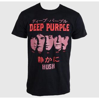 Majica muška Duboko Ljubičasta  - Hush Japan - PLASTIC HEAD, PLASTIC HEAD, Deep Purple