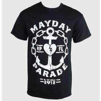 Majica muška Mayday Parade - Anchor - PLASTIC HEAD, PLASTIC HEAD, Mayday Parade
