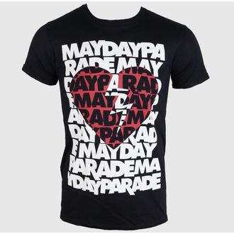 Majica muška Mayday Parade - Heart - PLASTIC HEAD, PLASTIC HEAD, Mayday Parade