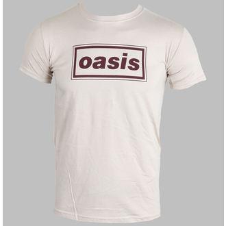Majica muška Oasis - Classic Logo (Smeđe) - PLASTIC HEAD, PLASTIC HEAD, Oasis