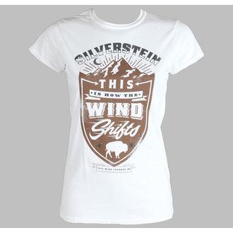 Majica ženska Silverstein - Crestl - PLASTIC HEAD, PLASTIC HEAD, Silverstein