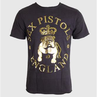 Majica muška Seks pistols - Bik Pas Folija - AMPLIFIED - Ugljenasto, AMPLIFIED, Sex Pistols