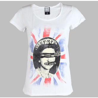 Majica ženska Sex Pistols - Queens - AMPLIFIED, AMPLIFIED, Sex Pistols