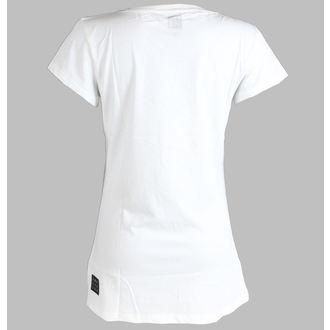 Majica ženska (tunika) Amy Winehouse - AMPLIFIED - Bijelo, AMPLIFIED, Amy Winehouse