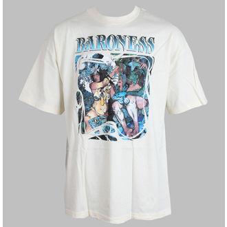 Majica muška Baronica - Plav rekord - Krema - RELAPSE, RELAPSE, Baroness