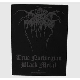 Zakrpa velika Darkthrone - True Norweigan Black Metal - RAZAMATAZ, RAZAMATAZ, Darkthrone