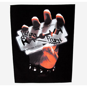 Zakrpa velika Judas Priest - Britanci Steel - RAZAMATAZ, RAZAMATAZ, Judas Priest