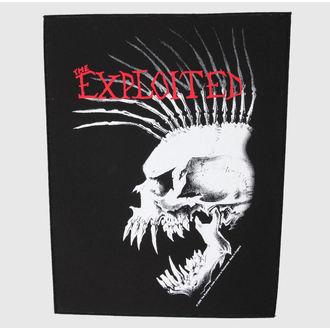 Zakrpa velika The Exploited - Bastard Skull - RAZAMATAZ, RAZAMATAZ, Exploited