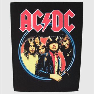 Zakrpa velika AC / DC - Highway To Hell - RAZAMATAZ, RAZAMATAZ, AC-DC