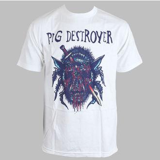 Majica muška Svinja Destroyer - Slijep (Bijelo) - RELAPSE, RELAPSE, Pig Destroyer