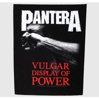 Zakrpa velika Pantera - Vulgaran Display Od Snaga - RAZAMATAZ, RAZAMATAZ, Pantera