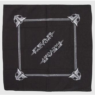 Šal Fear Factory - Logo - RAZAMATAZ, RAZAMATAZ, Fear Factory