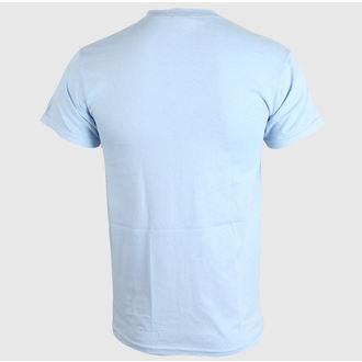 Majica muška LED ZEPPELIN - Sjedinjene Države 75 - SKY PLAVA - LIVE NATION, LIVE NATION, Led Zeppelin