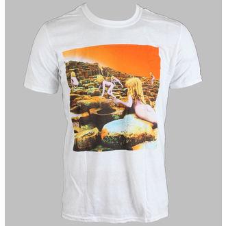 Majica muška LED ZEPPELIN - BIJELA Hoth ALBUM COVER - BIJELA - LIVE NATION, LIVE NATION, Led Zeppelin