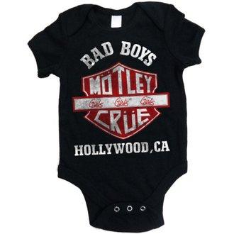 Dječji bodi Mötley Crüe - Bad Boys Shield - ROCK OFF, ROCK OFF, Mötley Crüe