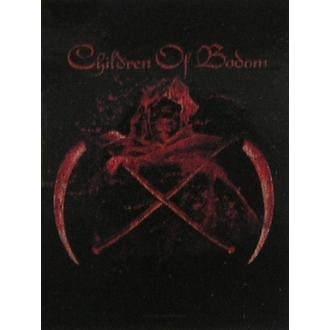 zastava Children of Bodom - Prekrižene Scythes, HEART ROCK, Children of Bodom