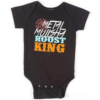 Dječji bodi METAL MULISHA - ROOST BOYS, METAL MULISHA
