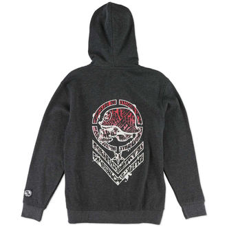 hoodie dječji METAL MULISHA - FUEL ZIP, METAL MULISHA