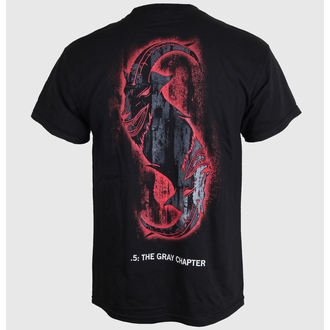 Majica muška Slipknot - Sive boje Chapter Star - BRAVADO, BRAVADO, Slipknot