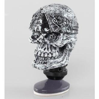 Ukras (glava zupčanik poluge) LETHAL THREAT - Skull Head Shift Knob, LETHAL THREAT