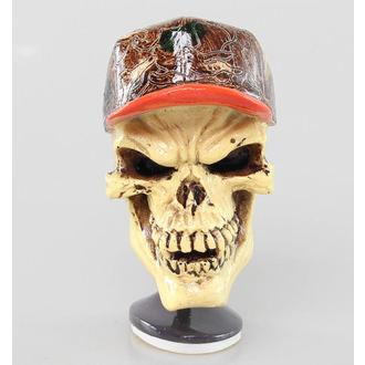 Ukras (glava zupčanik poluge) LETHAL THREAT - Lovac Skull Dash Mount, LETHAL THREAT