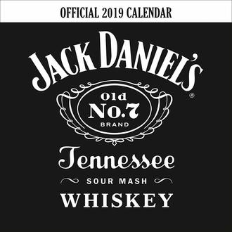 Kalendar za godinu 2019. JACK DANIELS, JACK DANIELS